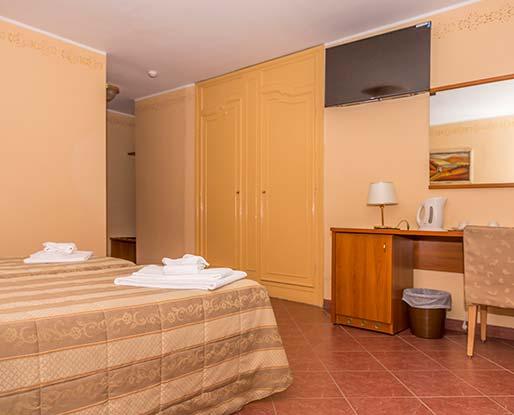 Camera doppia - Hotel Relais Des Alpes