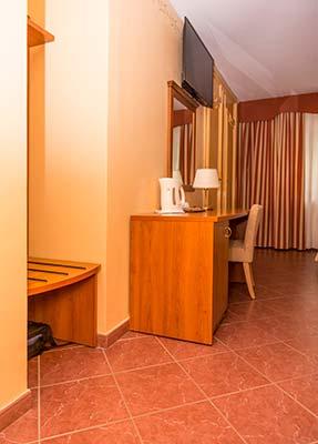 Camera Matrimoniale | Hotel Relais Des Alpes