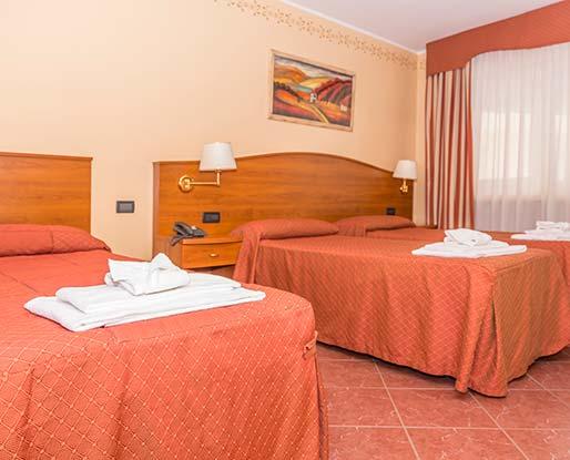 Camera Tripla o Quadrupla | Hotel Relais Des Alpes