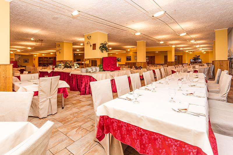 Ristorante | Hotel Relais Des Alpes